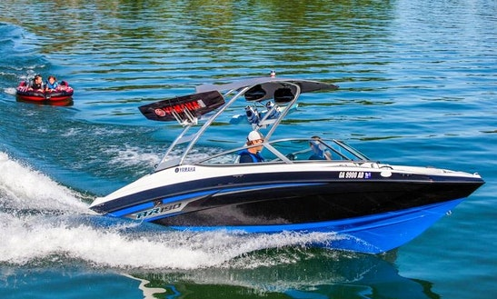 Rent A 2017 Yamaha Jet Boat Enjoy  The Butler Chain Of Lakes