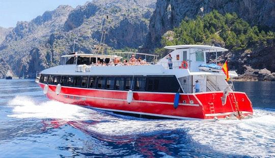 'torrent De Pareis' Boat Trips In Port De Sóller