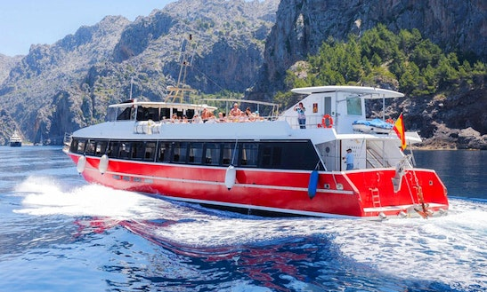 'torrent De Pareis' Boat Trips In Port De Sóller