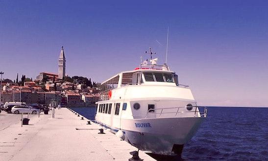 Charter A Bolivar Passenger Boat In Vrsar, Croatia