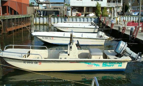 5 Hours Skiff Rental In Margate City, New Jersey