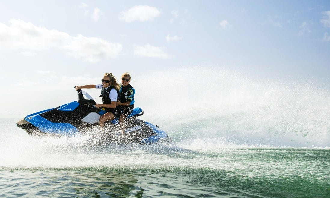 Jet Ski Lessons in Saint-Tropez