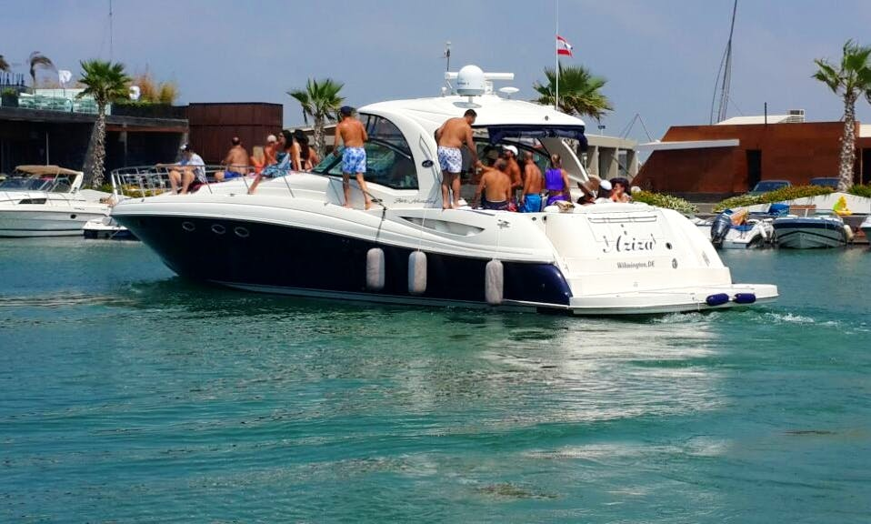 Luxury Motor Yacht For Charter