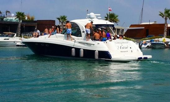 Luxury Motor Yacht For Charter