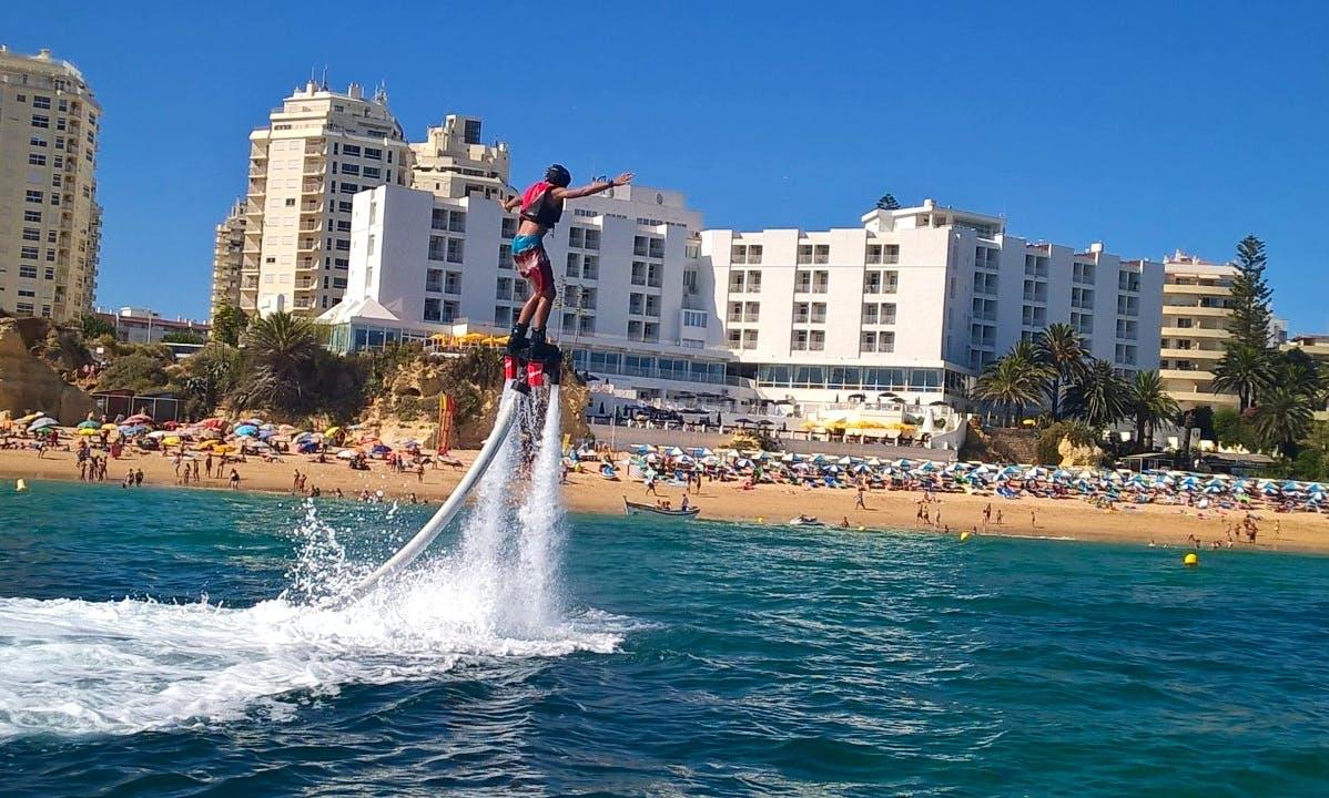 Flyboard Experience, Armação De Pêra, Algarve, Portugal