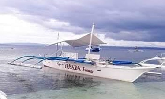 Traditional Boat  Rental In Baclayon