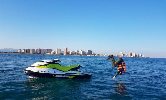 Jet Ski Rental In La Pobla De Farnals