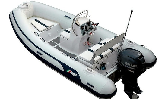 Ab 400 Rib Rental In La Pobla De Farnals - Perfect For Two!