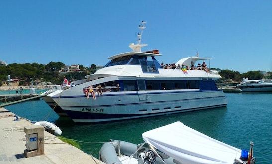 'porto Cristo Cat' Catamaran Excursions In Manacor