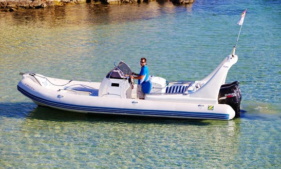 Rib Charter In Fornells, Menorca Spain