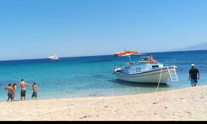 Passenger Boat rental in Ornos