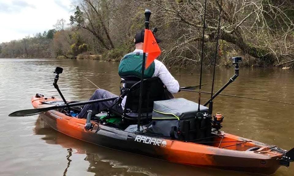 Fishing Kayak Rental in Finger Lakes