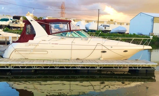 40 Foot Cruiser Yacht For Rent In Chicago