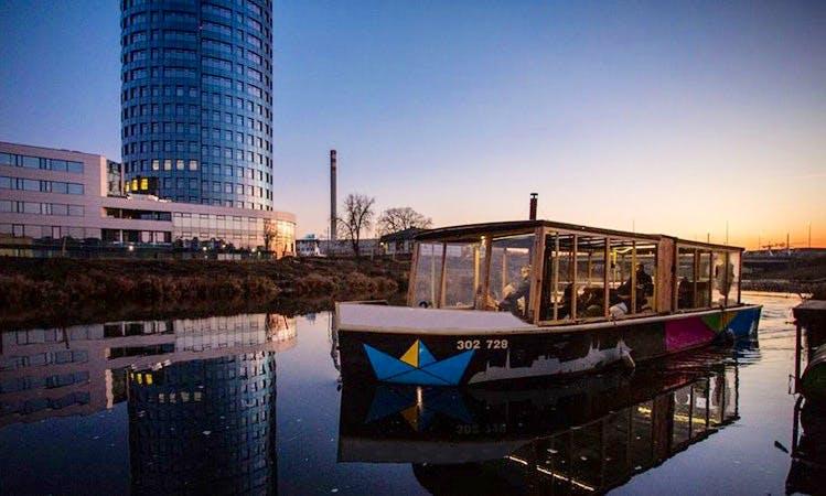 River Cruise In Olomouc
