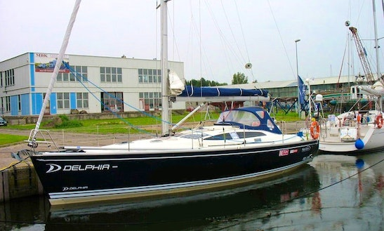 Charter The Delphia 40.3 Sailing Yacht In Gdynia, Poland
