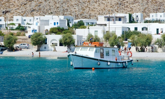 Private Boat Tour With Island Spirit Cruises In Folegandros, Greece