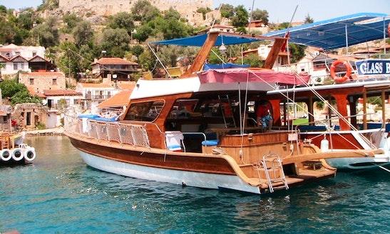 Tia Boat Tours In Antalya