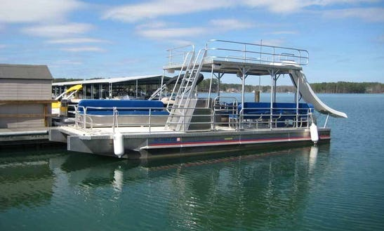 Rent The 16 People Double Decker Pontoon In Key West, Florida