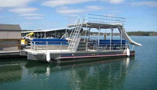 Rent A 16 Person Double Decker Pontoon In Key West, Florida