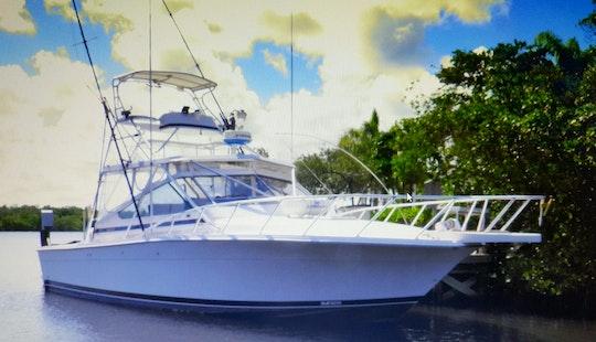 Sport Fisherman Fishing Charter In Islamorada