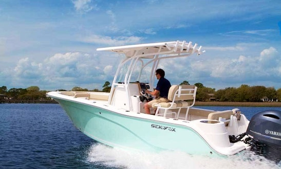 22' Center Console Rental In Stock Island, Florida