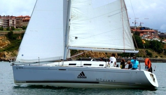 Beneteau First 36.7 Charter In Portugalete, Spain