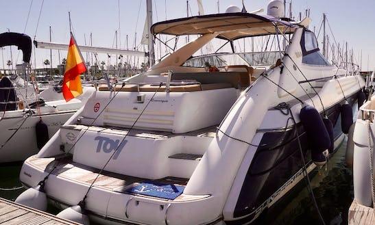 52' Sunseeker Power Mega Yacht Charter In Barcelona, Spain
