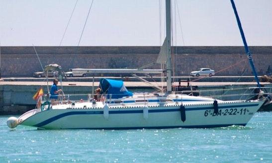 'kailoa'  Cruising Monohull Charter In El Grao De Castellón