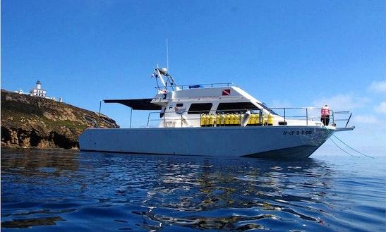 Trawler Boat Diving Charter In Castellón De La Plana, Spain