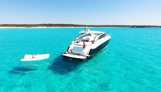 Motor Yacht Rental In Mallorca With Jet Tender