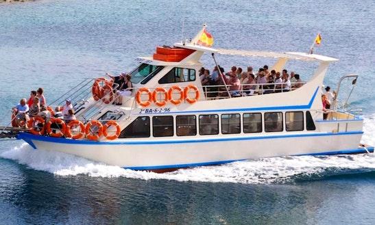 Charter 49' Passenger Boat In La Manga