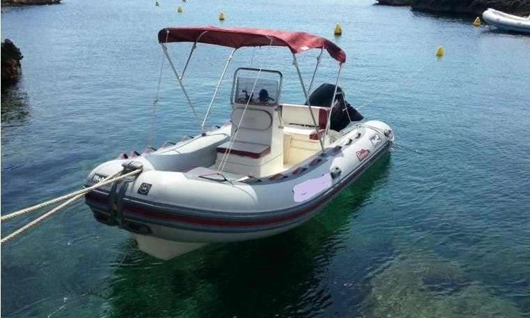 Without a license VALIANT 450 -Motor Yacht rental in Estartit