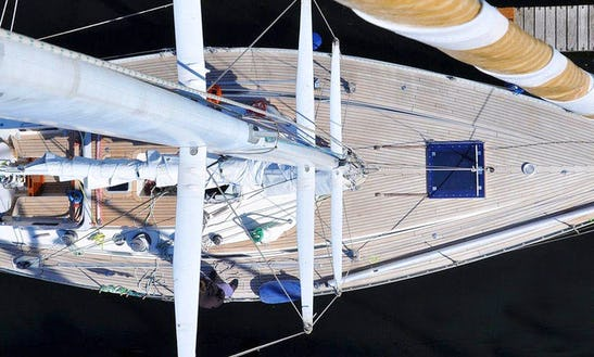 Swan 42 For Sailing Charter In Cannes, France
