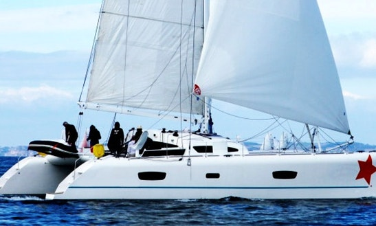 Ts 52.8 Cruising Monohull Rental & Trips In Larmor-plage, France