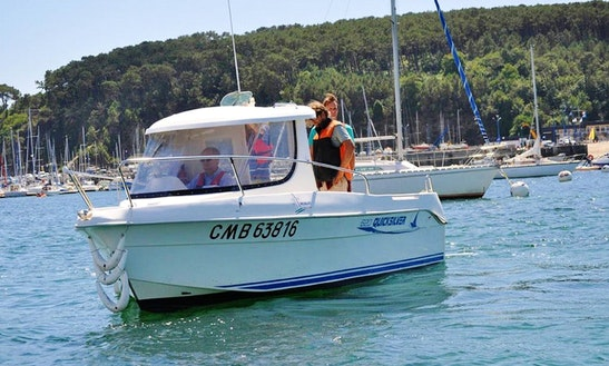 Quicksilver Boat License Lessons In Crozon