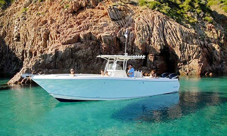 Skippered Charters on 2 x 300 Hp Powered Center Console