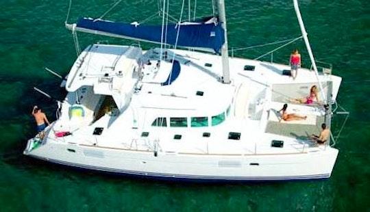 Charter Lagoon 440 Cruising Catamaran In Trogir, Croatia