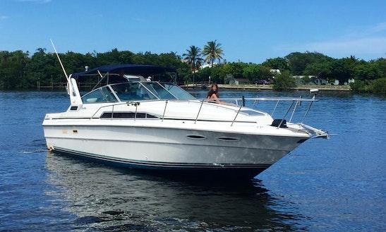 34' Motor Yacht In Boca Raton