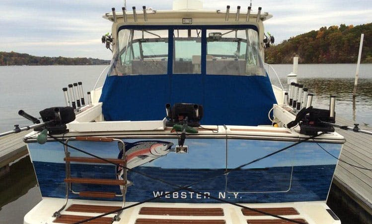 3600 Tiara Open Yacht Charter In Webster