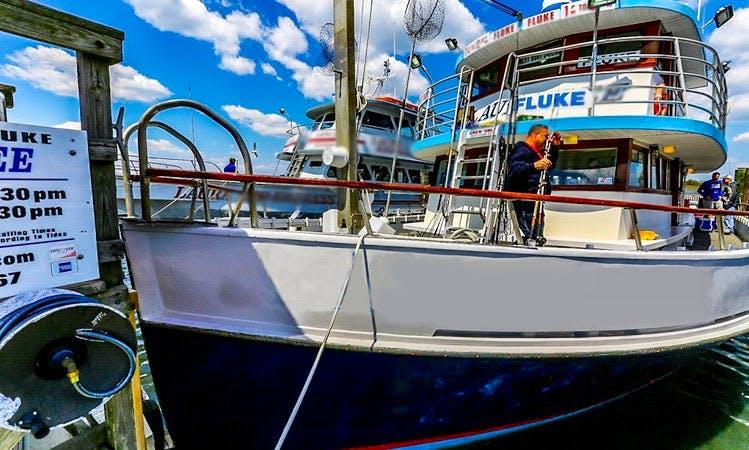 """Fishing Trip Boat """"Laura Lee""""  Babylon, NY"""
