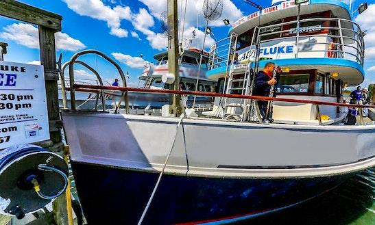 Fishing Trip Boat