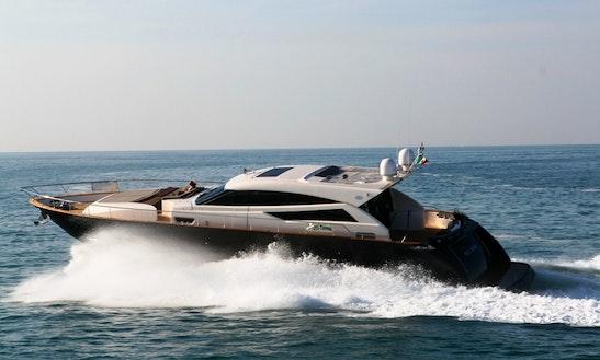 M/y Cayman  75 Rental In Porto Rotondo