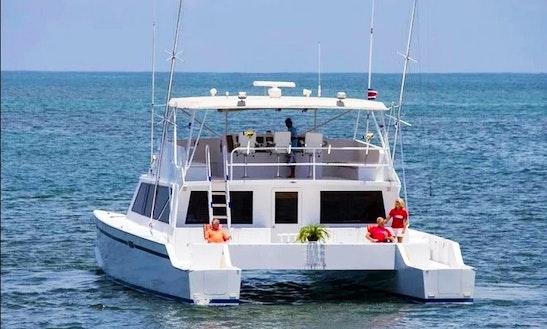 60' Cruising Catamaran In Quepos
