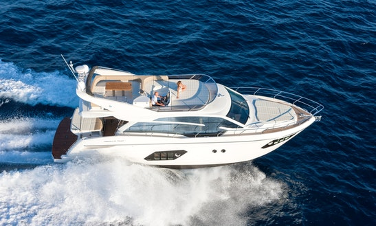 Luxury & Brand New Yacht Of 16 Meters