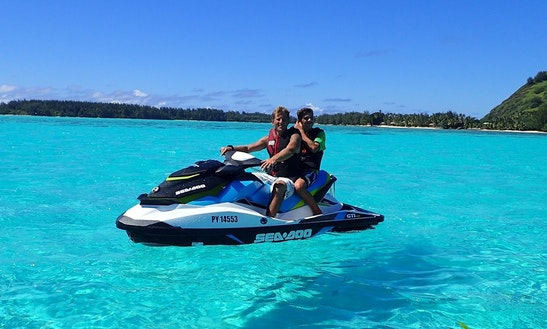 Jet Ski Rental In Maharepa, French Polynesia