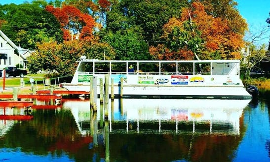 Enjoy Private Boat Tour On 54' Discovery Boat In Lewes, Delaware