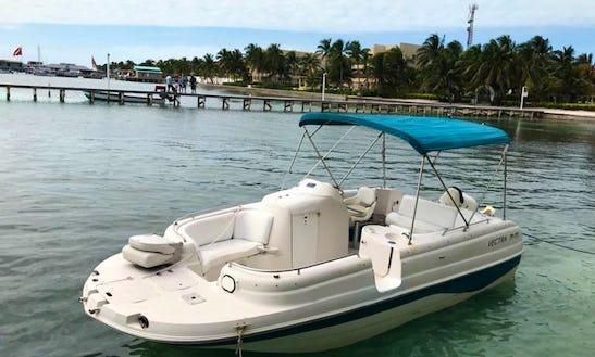 Private Deck Boat Rental In San Pedro
