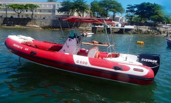 Boat Charter In Rio De Janeiro