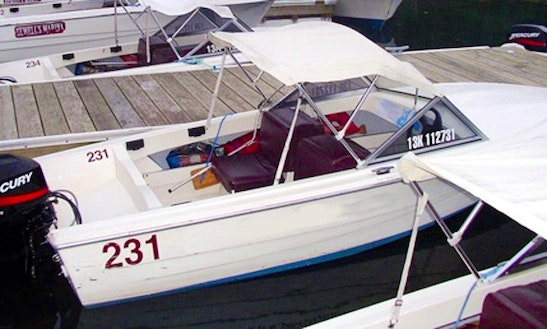 15ft Passenger Boat Rental In West Vancouver, British Columbia