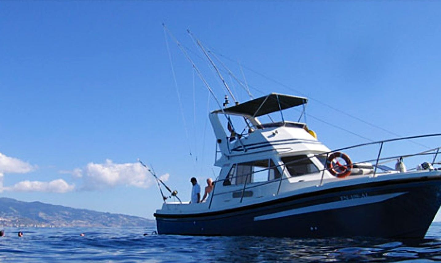 Charter a Motor Yacht in Funchal, Portugal